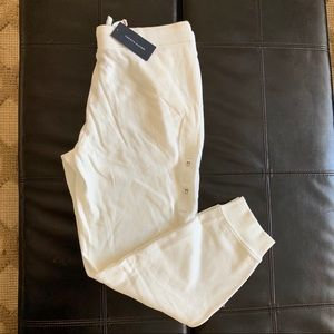 NWT Tommy Hilfiger Track Jogging Pants White
